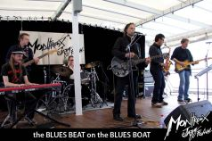 The Blues Beat on the Blues Boat